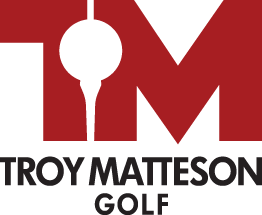 Troy Matteson Golf Logo